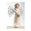 Willow Tree Celebrate Angel Figurine (retired)