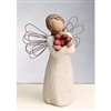 Willow Tree Good Health Angel Figurine