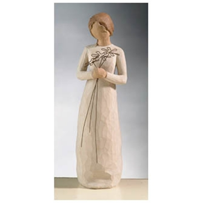 Willow Tree Grateful Family Figurine