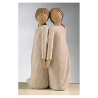 Willow Tree Two Alike Family Figurine (retired)