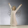 Willow Tree Angel of Courage Figurine