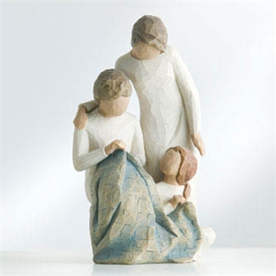 Willow Tree Generations Family Figurine