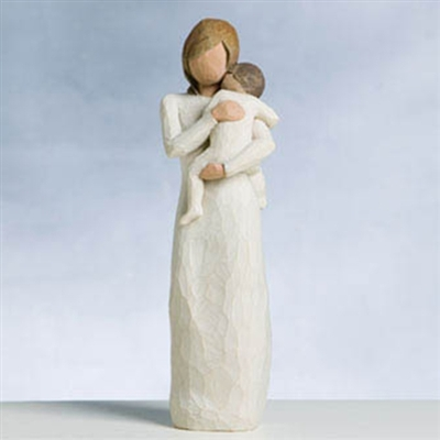 Willow Tree Child of My Heart Family Figurine