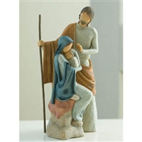 Willow Tree Christmas Story Nativity Figurines
