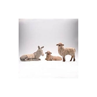 Willow Tree Gentle Animals of the Stable Nativity Figurines