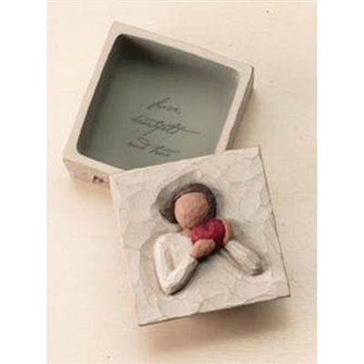 Willow Tree From The Heart Keepsake Box (Retired)