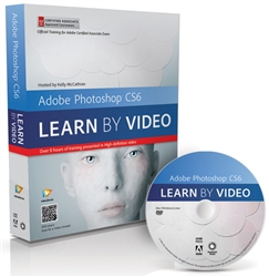 Adobe Photoshop CS6: Learn by Video