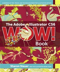 Adobe Illustrator CS6 WOW! Book