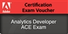 Adobe Analytics Developer ACE Exam Voucher
