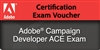Adobe Campaign Developer ACE Exam Voucher