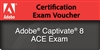 Adobe Captivate 8 ACE Exam Voucher