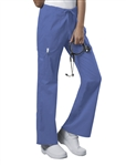 Drawstring Cargo Core Stretch Pant #4044