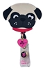 Koi Badge Reel- Pug