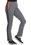 Dickies Dynamix Mid Rise Tapered Leg Pull-on Pant in Heather Pewter #DK121 HTPT