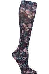 Knee High 12 mmHg Compression Sock in  Highly Koalafied