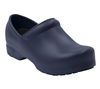 Anywear Clog Slip Resistant Guardian Angel Navy