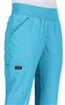 Koi Basics Laurie Scrub Pant #732 Electric Blue