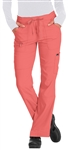 New Color! Koi Lite Peace Scrub Pant #721 Coral