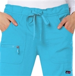 Koi Lite Peace Pant #721 Electric Blue