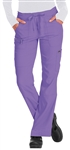 New Color! Koi Lite Peace Scrub Pant #721 Wisteria