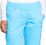 Cherokee Revolution Pull-On Pant #WW110 Turquoise