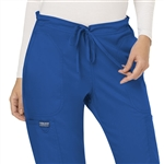 #WW120 Royal Cherokee Revolution Mid Rise Drawstring Pant