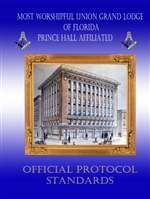 Grand Lodge Protocol Book (PLU# 726)