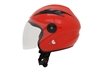 Daymak MAX 200 - Half face helmet - Solid Red (L)