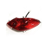 Daymak Rickshaw Taillight assembly for Rickshaw right
