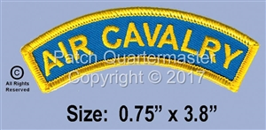 AIR CAVALRY TAB