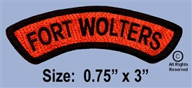 FORT WOLTERS TAB