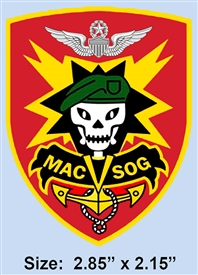 MACV SOG PATCH