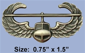 U.S. Army Air Assault Badge 2nd Design - (Fort Benning, Georgia)