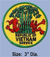 VIET NAM SERVICE PATCH