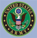 UNITED STATES ARMY LOGO PIN