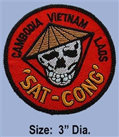 """SAT CONG"" (KILL COMMUNIST)"