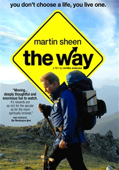 """THE WAY""  DVD MOVIE"