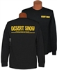 """Original"" Desert Snow T-Shirt; Long Sleeve"