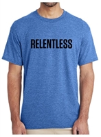 """RELENTLESS"" Definition T-shirt"