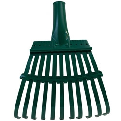 Metal Rake Head Only
