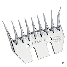 Premier Apache 9 Tooth Comb
