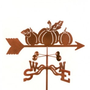 Pumpkin Weathervane