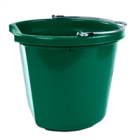 5 Gallon (20 quart) Flat Back Bucket