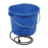 5 Gallon, Flat Back  Heated Water Bucket
