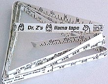 Dr. Z's Weight Tape