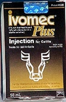 Ivomec Plus - Currently Unavailable