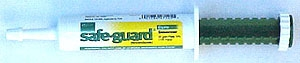 Safeguard Paste Wormer 92gm.
