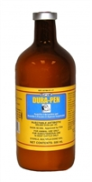 Dura-Pen 250mL Penicillin - CURRENTLY UNAVAILABLE. PLEASE CHECK BACK AT A LATER DATE.