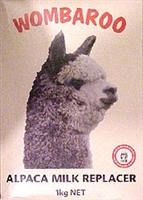 Wombaroo Alpaca Milk Replacer- CURRENTLY OUT OF STOCK