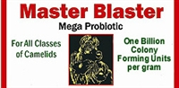 Master Blaster Mega Probiotic - CURRENTLY UNAVAILABLE